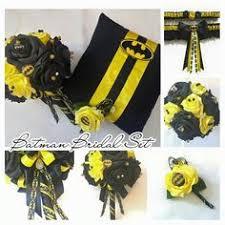 batman wedding dress batman wedding bridal garter set by rammaruru on etsy wedding