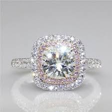 halo engagement rings best 25 moissanite ideas on halo engagement
