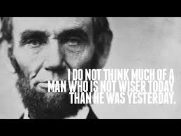 quotes about leadership lincoln quotes about education lincoln 42 quotes