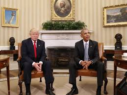 obama white house tour in meeting at white house president elect trump calls obama very