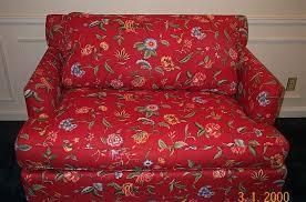 Sofa Sleeper Twin by Ethan Allen Twin Sofa Sleeper U0026 Ottoman New