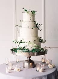 5 tier wedding cake 19 5 tier wedding cake greenery once wed