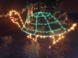 turtle back zoo lights new jersey christmas and holiday lights road trip 2016