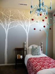 60 classy and marvelous bedroom wall design ideas diy wall mural painting of a tree