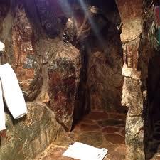Madonna Inn Bathroom Pictures by Bathroom Sink Area Jungle Rock Room Yelp