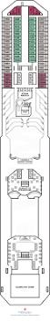 carnival valor cabin 1061 category 8f balcony stateroom 1061