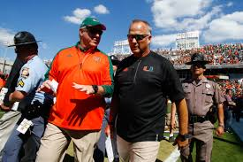 miami hurricanes coaches and college football fashion through