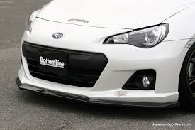 subaru brz body kit 2013 subaru brz with chargespeed bottomline body kit picture