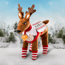 on the shelf reindeer scout pet clothes santa s store the on the shelf
