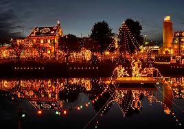 Festival Of Lights Peoria Il Christmas Festival Events In Small Town America