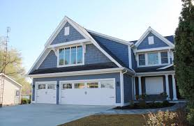 garage door and exterior trim lancia homes