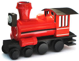 Free Wooden Toy Train Plans by Train