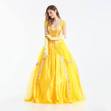 Belle Halloween Costume Adults Buy Wholesale Belle Costumes China