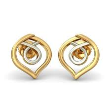 gold earrings for marriage gold earrings gold floral marriage fashion women the