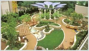 Rooftop Garden Ideas Green Garden Design Daze 20 Ideas Celebrating Natural Colors 1