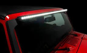 nissan frontier light bar putco luminix led light bar curved u0026 straight