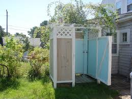 Outhouse Floor Plans by Outdoor Shower Floor Plans Ideas Simple Outside Shower Plans