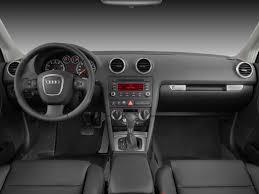 Image 2008 Audi A3 4 Door Hb Auto Dsg Fronttrak Dashboard Size