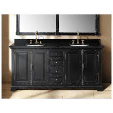 Best Black Bathroom Vanities Images On Pinterest Black - Black bathroom vanity and sink