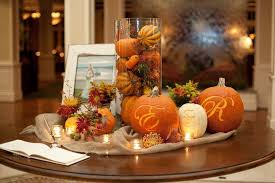 pumpkin wedding decorations rustic wedding chic