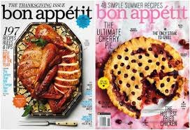 bon appetit magazine subscription 4 95 a year today only