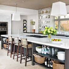 kitchen islands seating kitchen with island seating dimensions breakfast bars kitchens
