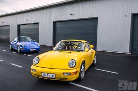 porsche 964 rs nine unseen 964 rs vs 964 carrera lightweight photos total 911