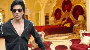 srk home interior shahrukh khan house mannat inside pictures 2015