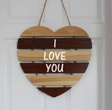 Handmade Wooden Gifts - personalised wooden gift wall decoration gifts