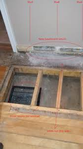 Laminate Flooring Around Door Frames Home Tips How To Remove Baseboard For Easier Accessory Changes