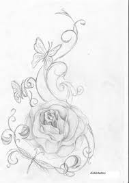 27 best tattoos images on pinterest tattoos of roses cute