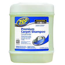 Upholstery Cleaner Rental Home Depot Zep 5 Gal Premium Carpet Shampoo Zupxc5g The Home Depot