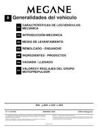 manual de taller megane ii español