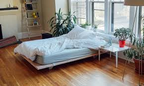 Diy Bed Platform Floyd Diy Platform Bed Simple And Basic Diy Platform Bed Plans