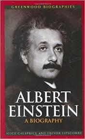 einstein biography tamil buy albert einstein a biography greenwood biographies book online