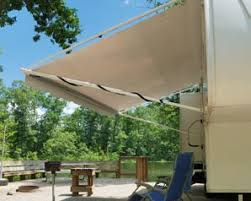 Rv Shade Awnings How To Clean Your Rv Awning Remove Stains Seal And Protect