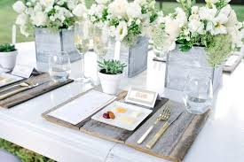 modern table settings awesome modern table settings minimalist modern white rustic wedding