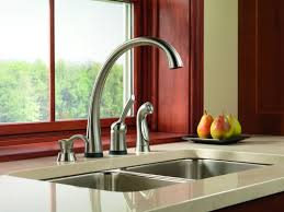 Delta Touch Kitchen Faucets by No Touch Kitchen Faucet Rigoro Us