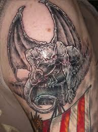 gargoyle tattoos page 3
