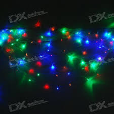 green led string lights led string lights red blue green 10m free shipping dealextreme