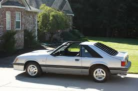 1982 ford mustang hatchback buy used 1982 ford mustang gt 5 0 hatchback fox t tops