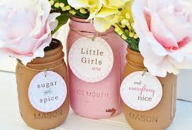 jar baby shower centerpieces jar centerpieces baby shower iloveprojection