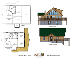 Chalet Style Home Plans Sugarhill Cedar Log Family Home Maine Cedar Log Homes