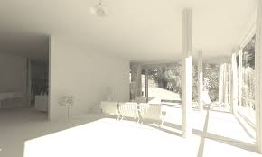 tugendhat house interior by lasse rode xoio 3d architectural