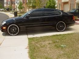 lexus coupe on 24s let u0027s see your