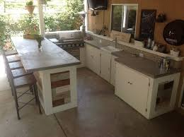 23 best concrete bbq u0027s u0026 outdoor bar tops images on pinterest