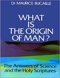 what is the origin of maurice bucaille 9788172312930