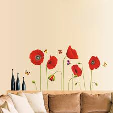 home removable pvc decoration wall sticker flower wall decor home removable pvc decoration wall sticker flower wall