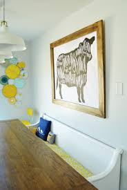 got beef a giant butcher chart art print loving here diy cow beef butcher art print diagram 5