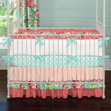 chevron girls bedding teal baby bedding cool in sumer all modern home designs